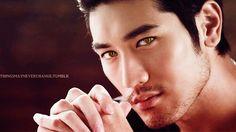 Godfrey Gao as Magnus ;)