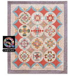 Quiltique Finishing Kit