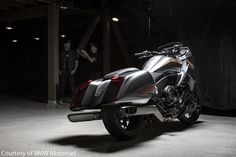 BMW Unveils Concept 101 Bagger in Italy - Motorcycle USA