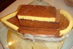 P-ART-Y: How to make a Titanic cake?