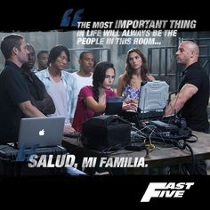 "The best movie !!! ""FAST AND FURIOUS 5"""
