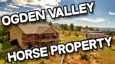 4 bedroom 3 bathroom Horse Property Home For Sale In Ogden Valley Utah  Luxury Ogden Valley Horse Property - Priceless Mountain/Valley Views  Welcome to your 4 bedroom 3 bathroom Horse Property for sale in Ogden Valley Utah complete with barns and amazing views. You will enjoy single level living with a fully finished...   https://youtu.be/m-H76i4X4Rw