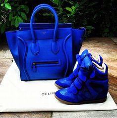 Sapphire Blue .