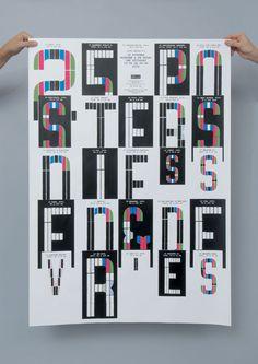 25 Posters Niessen & De Vries