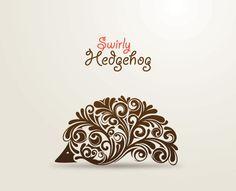 this hedgehog is SO cute!