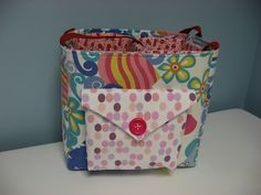 Grace's American Girl Doll Bag ~ A Tote for Two!
