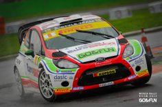 Go&Fun al Monza Rally Show 2013.