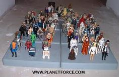 All these people and robots Bad Mom, Star Wars Toys, Far Away, Childhood Memories, Planets, Action Figures, Buy And Sell, Robots, Yup