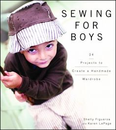 #sewing #pattern #book for #boys #diy