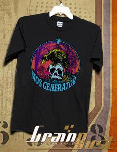 Mos Generator Men TShirt TShirt  Band TShirt  Music by GRAINDUST, $16.98
