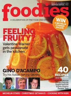 Foodies Magazine November 2011  Foodies November 2011