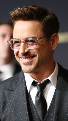 50 reasons we love Robert Downey Jr., on his robert-downey-jr-birthday Robert Downey Jr., Susan Downey, Robert Downey Jr Birthday, Hero Marvel, Marvel Avengers, Marvel Funny, Marvel Comics, Robert Jr, Playboy