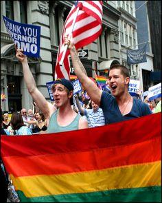 Gay Pride Parade, NYC, Summer 2011