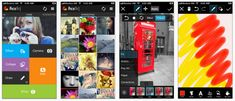 PicsArt Photo Studio screenshots - PicsArt Photo Studio Launches for iPhone and iPad – Free Download - Softpedia