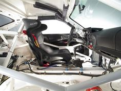 Porsche 911 GT3 Cockpit