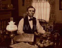 This remarkable high-resolution photo comes to us courtesy of Studio Macbeth and is a digital recreation based on actual photographs and two life masks of President Lincoln. Abraham Lincoln Pictures, Abraham Lincoln Life, Black History Facts, Us History, American History, America Civil War, America America, Mary Todd Lincoln, American Presidents
