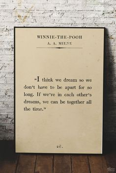 Children's Book Page Art Prints - - Free printable Dr. Seuss Quotes, Winnie the Pooh quotes, Velveteen Rabbit quotes and many more beloved children's book quotes in oversize book page format! Quotes From Childrens Books, Children Book Quotes, Children Books, Quotes From Books, Baby Book Quotes, Romantic Book Quotes, New Quotes, Funny Quotes, Inspirational Quotes
