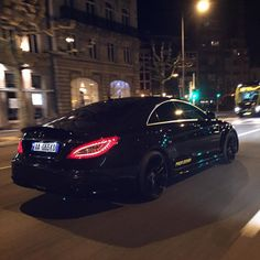 DRIVING BENZES — Mercedes-Benz CLS 63 AMG (Instagram...