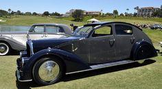 1934 Avions Voisin Aerodyne