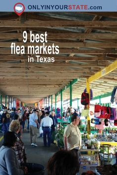 Travel | Texas | Flea Markets | Antiques | Shopping | Places To Visit | Treasures