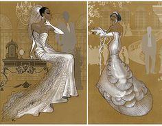 "Check out new work on my @Behance portfolio: ""Senior women fashion designer…"