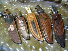 Photos The most under rated part of the custom knife equation. The sheath ? - Page 2