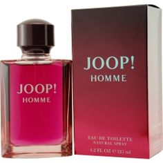 JOOP! by Joop! I've worn this religiously since I was 16 years old. That's quite litterally half of my lifetime <3