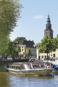 Oosterhaven in Groningen ~ I would love to have one of these lol