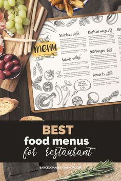 Got a sec? Do you know that a well-designed restaurant menu can increase sales! Looking for a new menu design? Check all menu templates in our shop!www.barcelonadesignshop.com#menuboard #foodmenu #cafe #menudesign #menu #restaurantbranding #branding #restaurant #restaurantmarketing