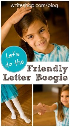 """Friendly Letter Boogie"" 