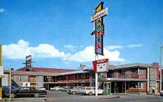 Thunderbird Motel, Reno, NV - I would pull up to this motel any day!