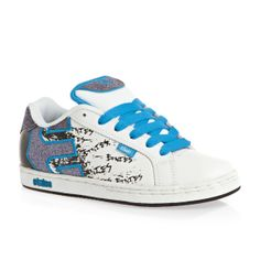Etnies Fader W's Shoes - White/Black | Free UK Delivery and Returns