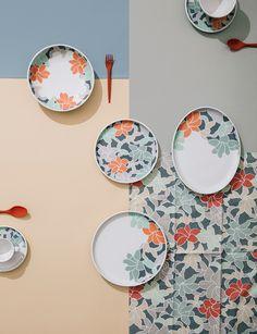 | Serena Confalonieri | Serena  | tableware collection for Arzberg Porzellain