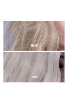 Lila Shampoo, Products, Grey Blonde Hair, Gadget