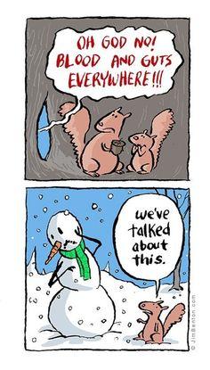 Winter Horror