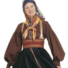 Beltestakk Øst-Telemark Fantasy Costumes, Folk Costume, Character Design Inspiration, Ethnic Fashion, Traditional Dresses, Well Dressed, Folklore, Dress Up, Clothes For Women