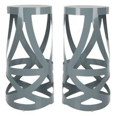 I pinned this Nicholas Stool - Set of 2 from the Best Seat in the House event at Joss and Main!