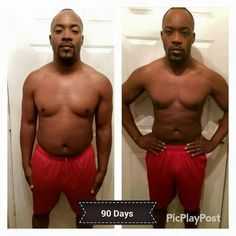 """Tyrrell is killing it!! He was a total skeptic, but not anymore!! The Slim works to burn fat NOT muscle. He said: """"Wow! What can I say? 90 days ago I was a skeptic, just like many of you wondering if this """"Pink Drink"""" worked. Well, I'm so happy I took the leap of faith! 35 pounds lighther, 38W to a 32W, much more energy, I'd say it works! I would love to help you on your health & wellness goals! Plexus works! In addition, EVERY product offers a 60 day money back guarantee!"""""""