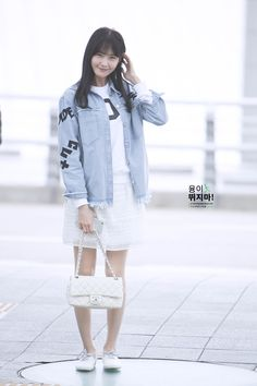 #Yoona #윤아 #ユナ #SNSD #少女時代 #소녀시대 #GirlsGeneration 150404 仁川