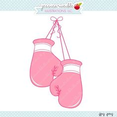 hot pink boxing gloves clip art tattoo you pinterest boxing rh pinterest com Boxing Glove Template Fighting Chicken Clip Art