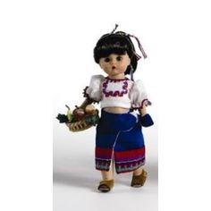 El Salvador Madame Alexander Doll
