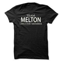 I Love Team Melton T-Shirts