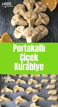 Portakallı Çiçek Kurabiye Cooking Time, Cooking Recipes, Turkish Recipes, Food Presentation, Food To Make, Sweet Tooth, Food And Drink, Sweets, Breakfast