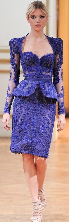 Zuhair Murad Haute Couture Winter 2013