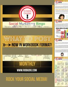 35 days of social media content. What to post to keep users engaged and active. Use over and over again. Workbook, social media explained,