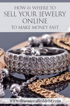 How and where to sell jewelry online - if you have fine jewelry, diamonds or watches to sell, this is a trusted company that offers top prices.