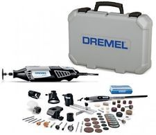 Dremel 120-Volt Variable-Speed Rotary Tool with 50 Accessories and Carrying Case