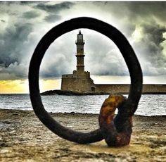 The Old Venetian Harbour of Chaniá,Crete,Greece @Manos_christakis @creteisland #creteisland#crete#kreta#colors#insta#instatravel#instafollow#lighthouse#clouds#chania#greece#letstravelcrete#travel#photooftheday#photo#sunday#island#love#follow#beautiful#relax#relaxing#hellas#khania#aishaboutiquehotels