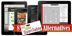 8 Open Table Alternatives For Restaurants http://drg.io/1sROObX