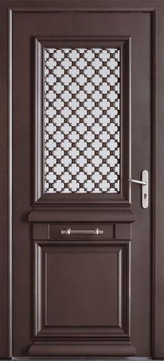 Porte d 39 entr e alu r sidence tendance fabricant de portes d 39 entr e en aluminium portes - Prix porte d entree athena ...